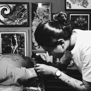 Iris Yung - Mei Wah Tattoo