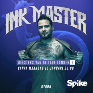 Byron InkMaster