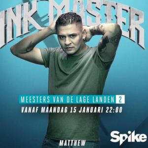 InkMaster 13